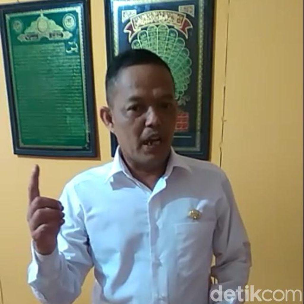 Kades Garut yang Ajak Pilih Jokowi Jadi Tersangka
