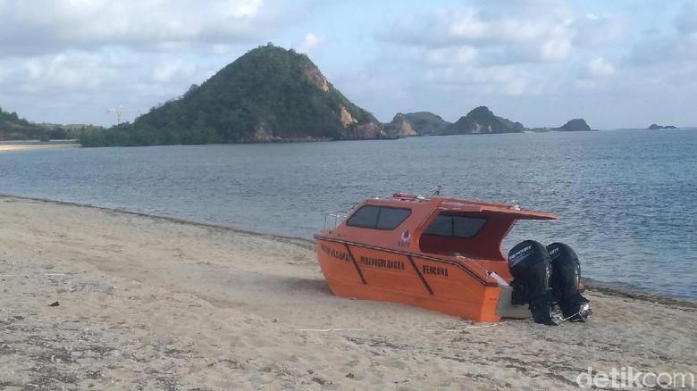 Pantai di Mandalika