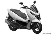 Skutik Suzuki Burgman 150, belum dijual di Indonesia.