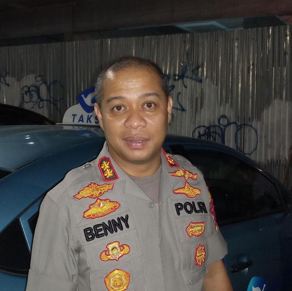 Kapolsek Kebayoran Baru AKBP Benny Alamsyah Dicopot Gegara Kasus Narkoba