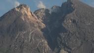 Gunung Merapi Mengepulkan Asap Putih Setinggi 250 Meter
