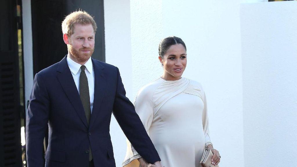 Keuntungan Biracial Baby Seperti Anak Meghan Markle dan Pangeran Harry