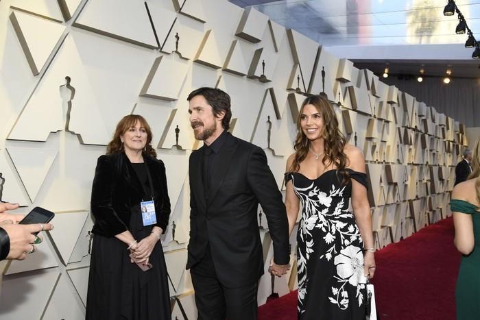 Selain jadi mendadak kurus, Christian Bale juga harus menaikkan berat badannya sebanyak 20 kg saat memerankan David O Russell di film American Hustle. (Foto: Getty Images)