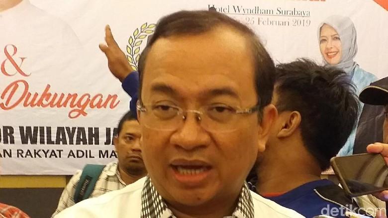 BPN: Pada Momen yang Tepat Jokowi-Prabowo Akan Bertemu