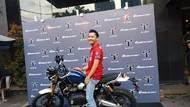 Omesh dan Dian Ayu Lestari Suka Beli Motor Langka untuk Investasi