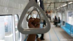 MRT Segera Beroperasi, Besaran Tarif Masuk Tahap Finalisasi