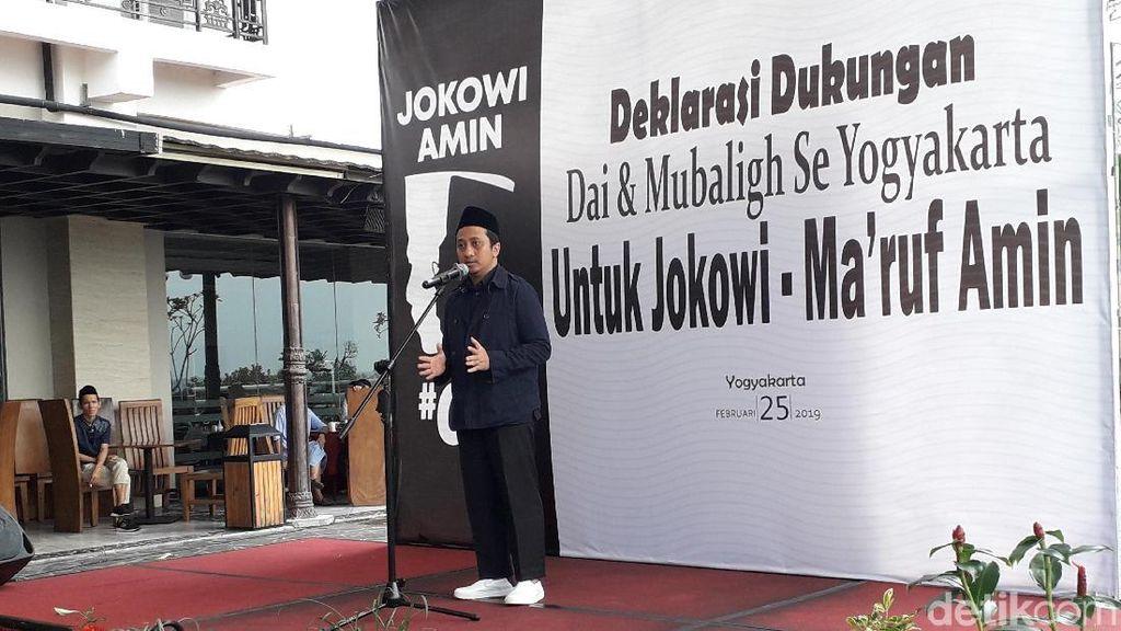 Yusuf Mansur soal Kampanye Hitam Emak-emak di Karawang: Ini Ujian