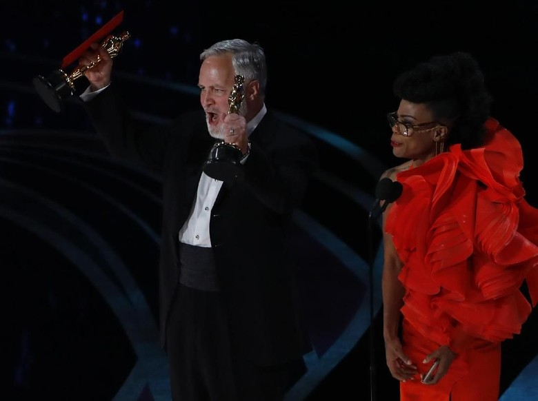 Menang Production Design, Black Panther Tambah Piala Oscar