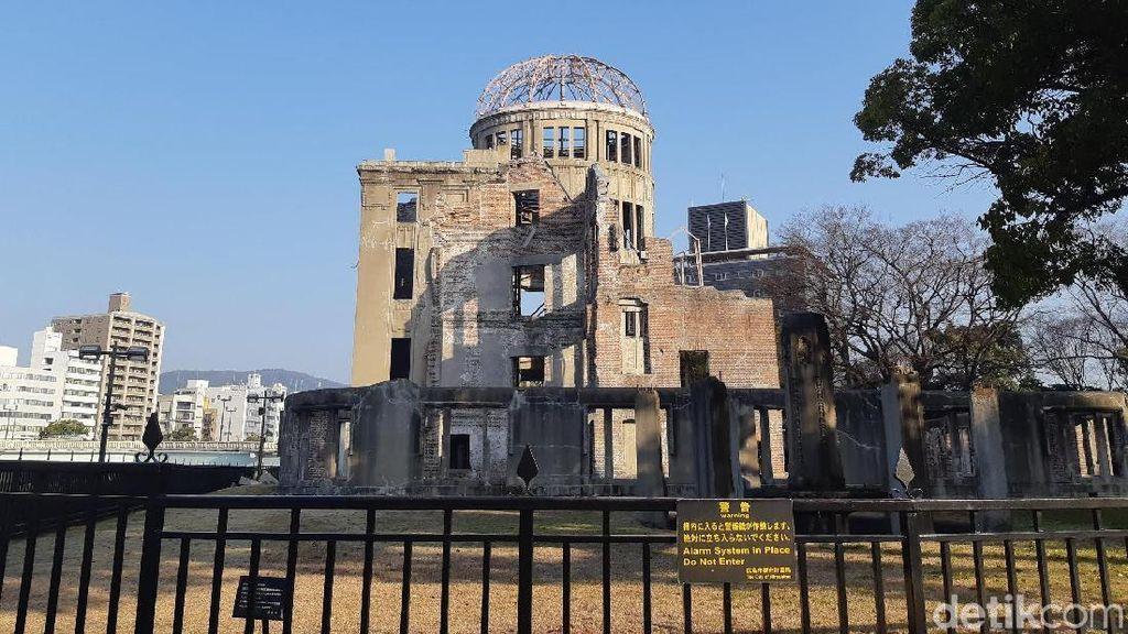 Saksi Bisu Serangan Bom Nuklir Perang Dunia II di Jepang