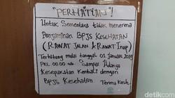 Putus Kontrak Lagi dengan BPJS, Layanan Sejumlah RS di Tangerang Terhambat