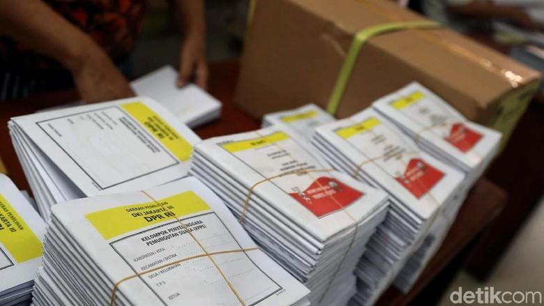Teka Teki Surat Suara Pemilu Nyasar Ke Hong Kong