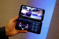 Smartphone 5G dari LG Punya Layar Ganda