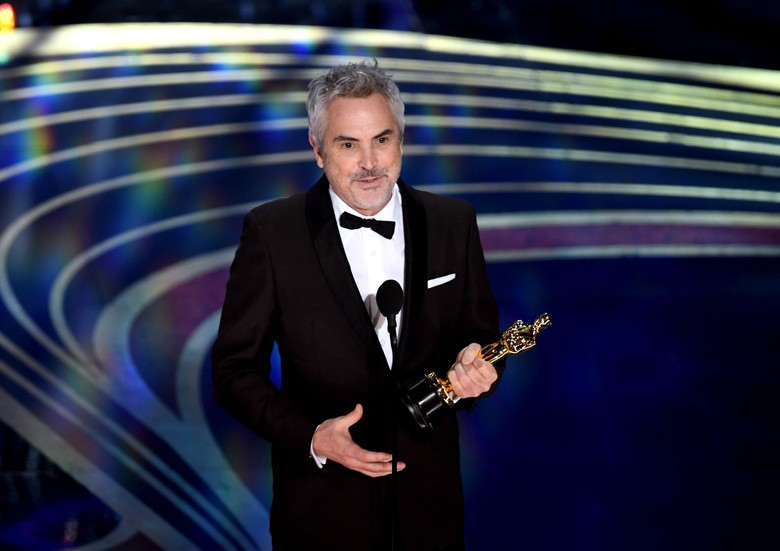 Alfonso Cuaron. Foto: Kevin Winter/Getty Images