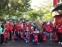 Lewat #BhayPlastik, Telkomsel Ajak Warga Makassar Bijak Pakai Plastik