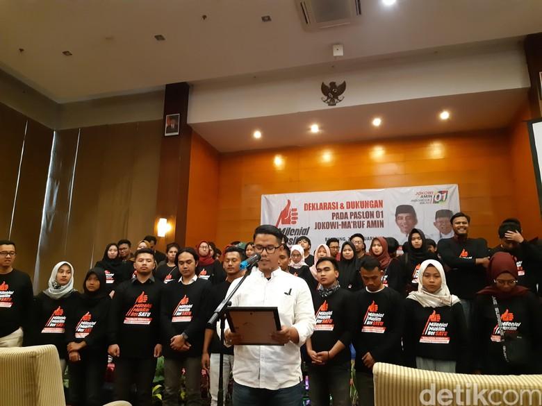 Pro-Jokowi, Milenial Muslim Bersatu Jabar Siap Tangkal Semburan Dusta