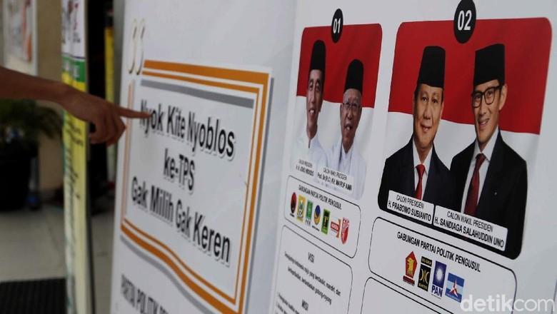 Prabowo Melejit di Survei Kompas, BPN: Jokowi Game Over