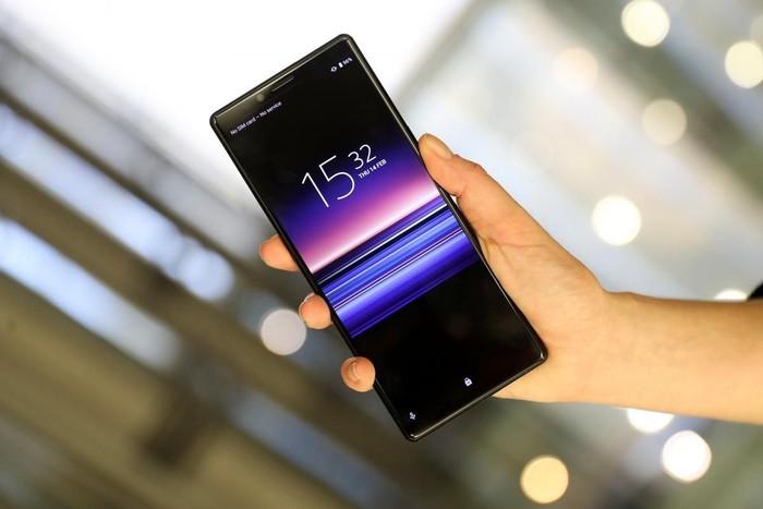 Sony Xperia 1 Ponsel Pertama Dengan Layar Oled 4k