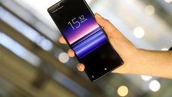 Sony Xperia 1, Ponsel Pertama dengan Layar OLED 4K