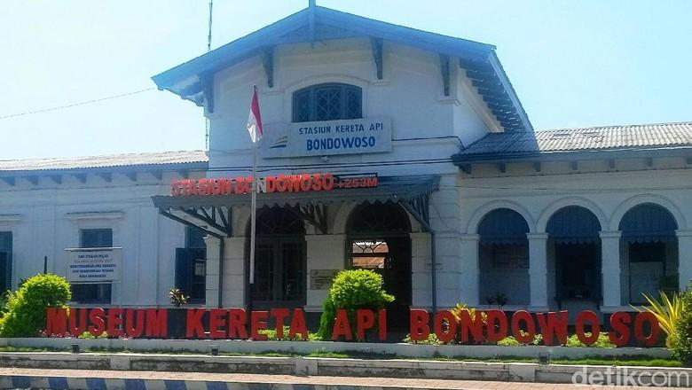 Museum Kereta Api di Bondowoso (Chuk Shatu/detikTravel)