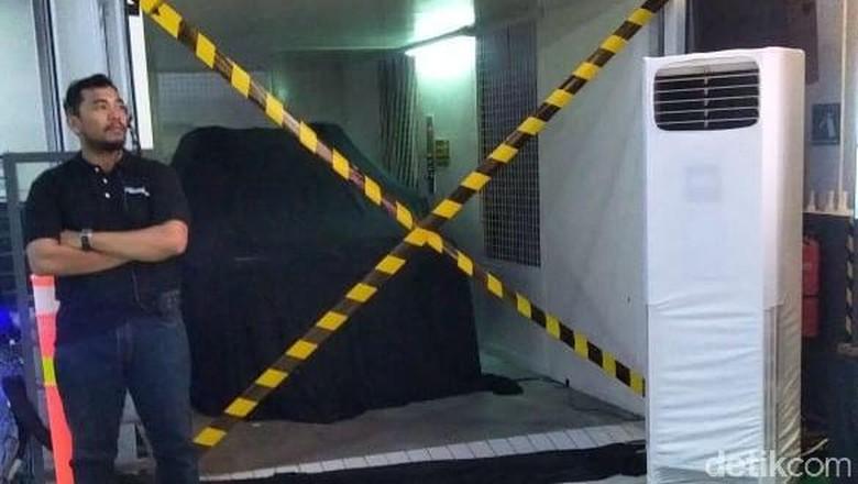 Renault masih menutupi mobil MPV-nya Foto: Ruly Kurniawan