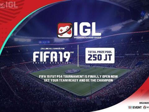 IGL Gelar FIFA 19 FUT Online Qualifier Pertama di Indonesia