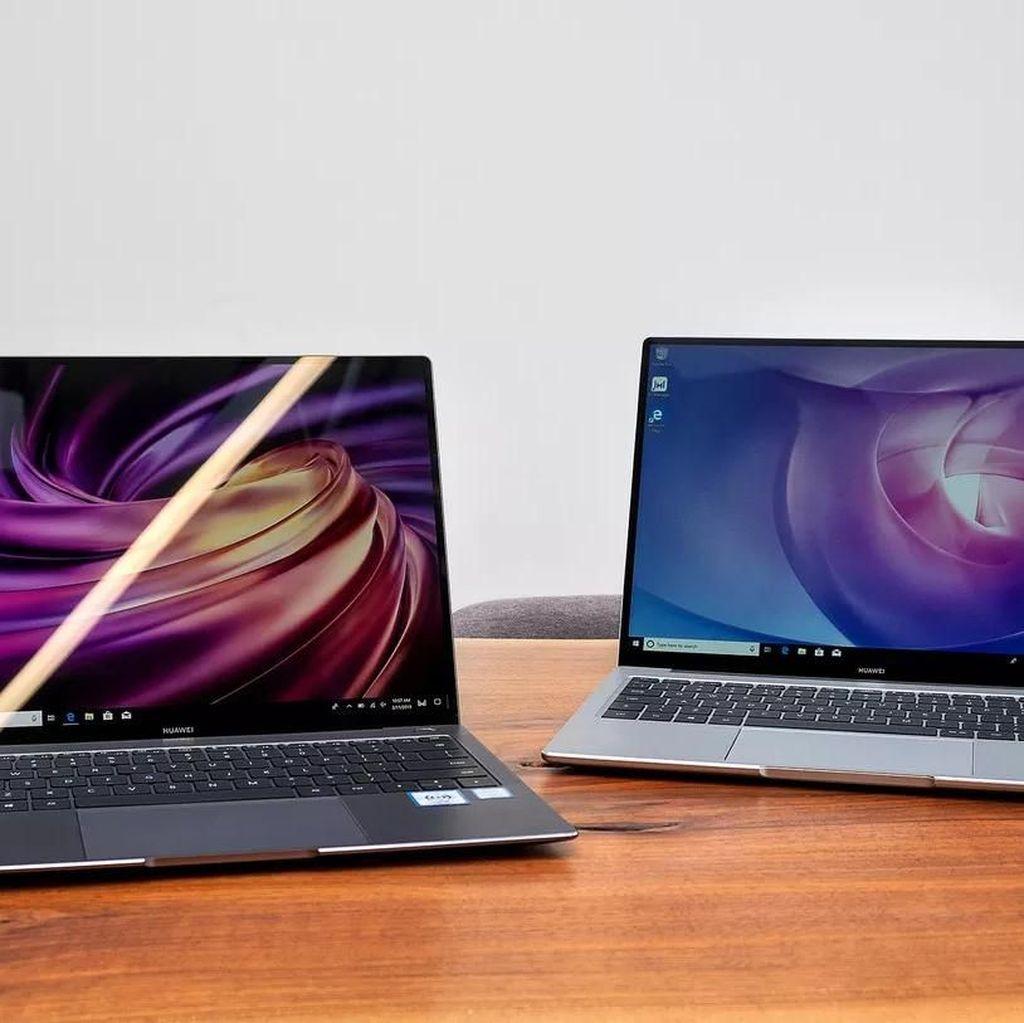 Toko Online Microsoft Kembali Jual Laptop Huawei