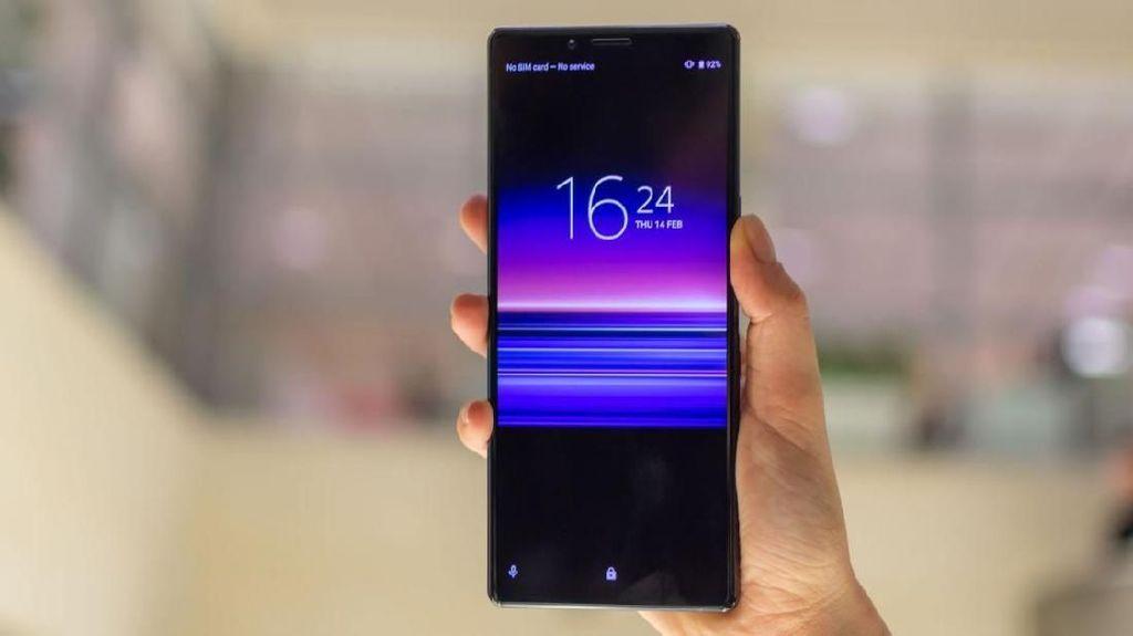 Sony Garap Ponsel Flagship dengan Snapdragon 865?