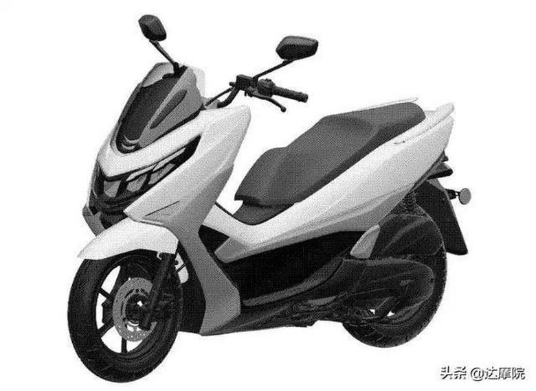 Suzuki Burgman 150 Calon Penantang Nmax-PCX? Foto: Istimewa