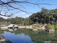 Shukkeien Garden di Hiroshima (Bona/detikcom)