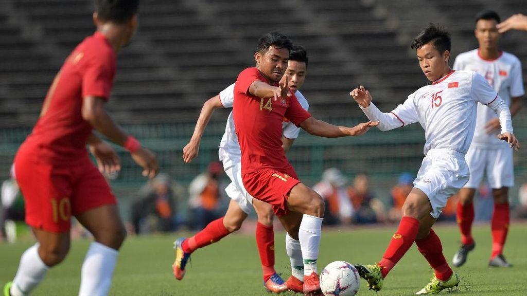 Satgas Anti Mafia Bola Turut Pantau Piala AFF U-22 2019