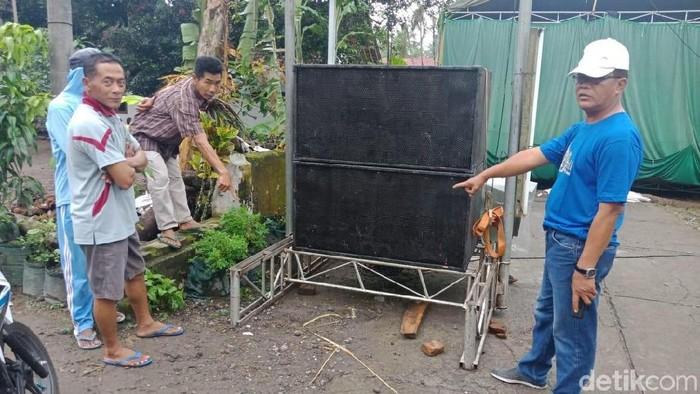 Lokasi korban meninggal/Foto: Istimewa