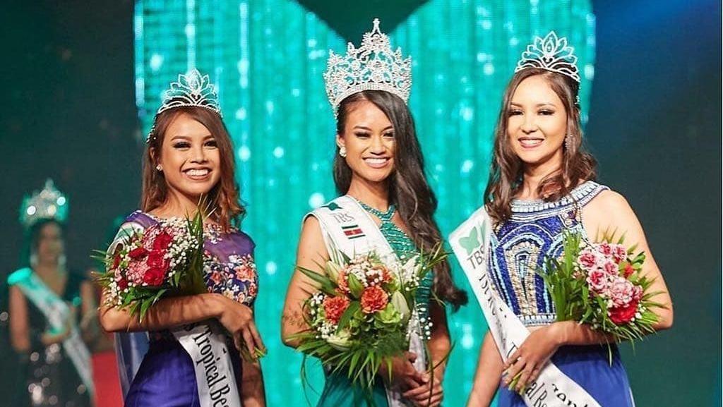 Ngomong Bahasa Jawa, Juara Kontes Kecantikan Suriname Ini Bikin Heboh