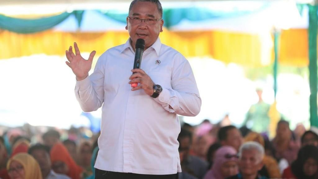 Mendes: Dana Desa Kurang Efektif Kalau Jalan Provinsi Kabupaten Rusak
