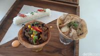 Mushroom Cone Duo, Manis Gurih Tortilla Dalam Satu Gigitan