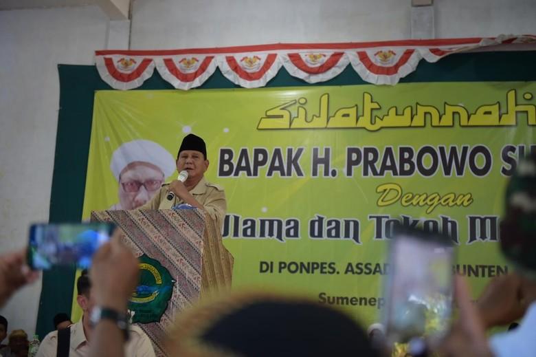 Kesaksian Ulama Madura: Prabowo Tak Marah-marah di Sumenep