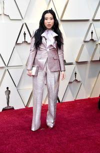 Dua Bintang 'Crazy Rich Asians' Kedapatan Tenteng Makanan ke Oscar