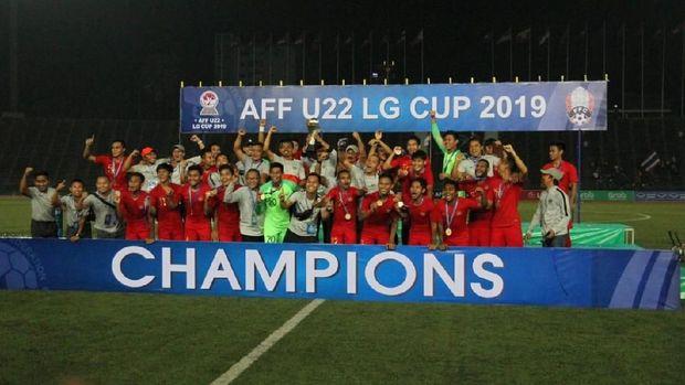 Jalan Berliku Timnas U-23 Menuju Piala Asia 2020 (FKS)