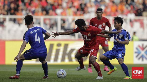 Jadwal Siaran Langsung Shan United vs Persija di Piala AFC