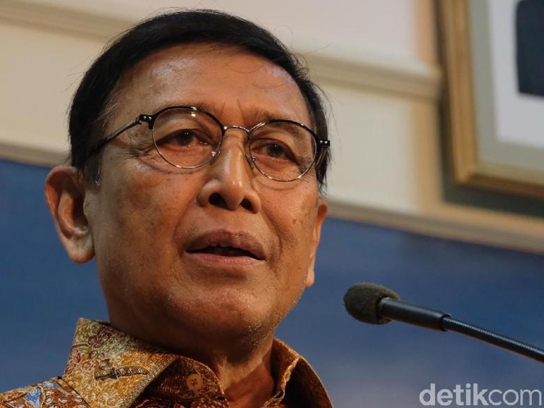 Wiranto: Ancaman Rusuh Saat Pemilu Hoax, Tak Ada Eksodus ke Luar Negeri