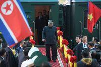 Kim Jong-Un tiba di Vietnam (Reuters)