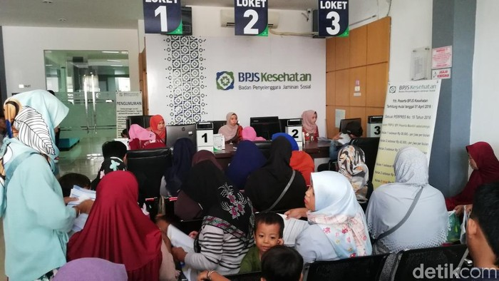 Peningkatan kasus penyakit tak menular membuat BPJS Kesehatan diprediksi merugi Rp 30 triliun per tahun. (Foto ilustrasi: Muhajir Arifin)