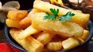 Doyan Makanan Asin? Ini 7 Efek Negatif yang Bisa Terjadi Pada Tubuh