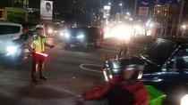 APIL di Simpang Margonda Mati Sejak Pagi, Polisi Turun Atur Lalin
