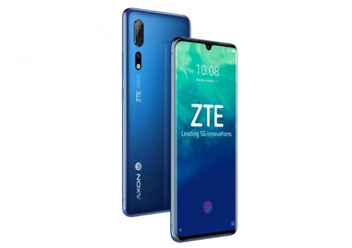 ZTE Axon 10 Pro 5G. Foto: ZTE