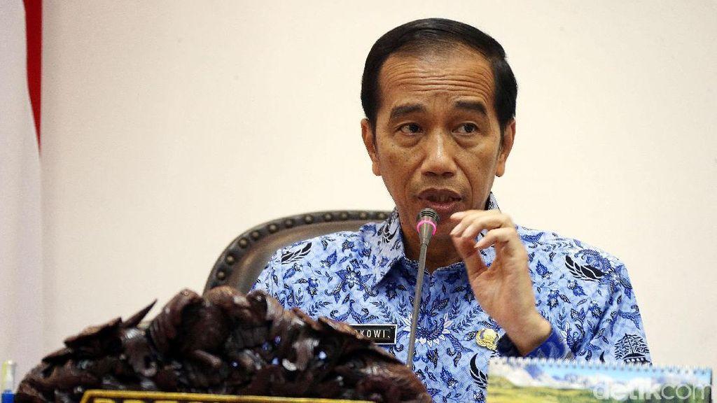 Jokowi Panggil Sri Muyani Cs Bahas Perang Dagang