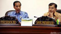 Jokowi Pimpin Ratas Kebijakan Pemanfaatan Tanah dalam Kawasan Hutan