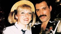 Freddie pun menyebut bahwa tak ada yang bisa menggantikan sosok Mary di hatinya.Dok. Vintag.es