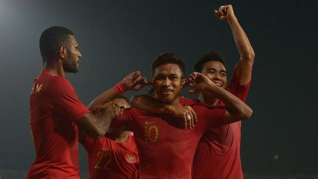 Greg dan Andik Berikan Dukungan untuk Timnas Indonesia U-23