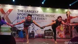 Bosan sama olahraga yang itu-itu saja? Kamu bisa coba alternatif olahraga yang satu ini. Olahraga yang seru karena menggabungkan pilates, dance, dan boxing.