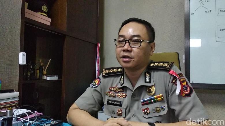Polisi Dalami Jejak Digital Pelaku Penyebab 4 Polisi Cianjur Terbakar